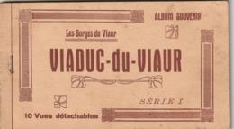 ***   CARNET  Viaduc De Viar - Ensemble De 10 Vues Construction, Abords, Viaduc TTB - Other Municipalities