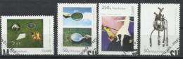 ISLANDE N° 1495 à 1498 Oblitérés De 2018 - 1944-... Republique