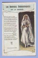 CPA - Humour (Henri Ermice) - Les Nouveaux Commandements De La Mariée - Humour