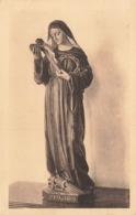 ANGERS - Communauté Des Augustines D'Angers - Statue De Sainte Rita - Angers