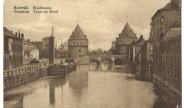 Courtrai: Tours Du Broel - Kortrijk