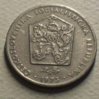 1973 - Tchécoslovaquie - Czechoslovakia - 2 KORUNY - KM 75 - Czechoslovakia