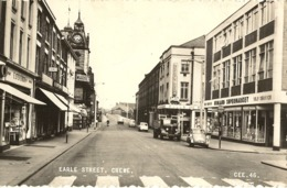 Crewe-earle  Street- Crewe-cpsm - Autres