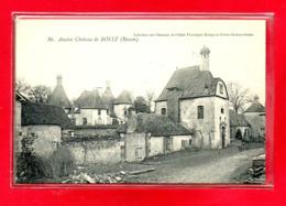 03-CPA CHATEAU DE BOSTZ - BESSON - Frankreich