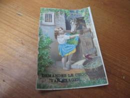 Chromo,Chocolat Richard C Van Haagen, Utrecht - Altri