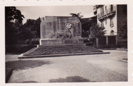 RODEZ Aveyron 1941. 3 Photos NB 9 X 6 Cm .- 3 Photos Panoramiques Vue Sur Rodez  Et Viaduc Train. - Places