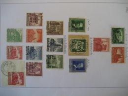 Deutschland/ Deutsches Reich- Marken Und Briefausschnitte Laut Foto, Winterhilfswerk Mi. 751-759 - Oblitérés