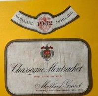 12127 -  Chassagne-Montrachet 1962 Moillard-Grivot - Bourgogne