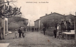 """CHONAS L'AMBALLAN """" La Grande Rue"""" - Otros Municipios"""