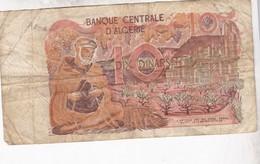 ALGERIE / 10 DINARS 1970 - Algeria