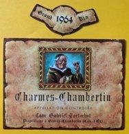 12130 - Charmes - Chambertin 1964 - Bourgogne