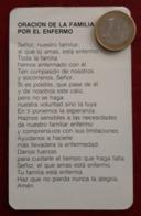 ORACIÓN DE LA FAMILIA POR EL ENFERMO.. - Religión & Esoterismo