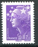 FRANCE  MARIANNE DE BEAUJARD YT N°: 4474  NEUF** SANS TRACE DE CHARNIERE - Francia