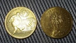 Polish Football Teams Polonia - 2011 POLAND - 2zl; Collectible/Commemorative Coin POLONIA - Poland