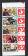 Duostamps Tintin / Kuifje - Sellos Privados