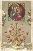 """5698 """"S.S. VERGINE CONSOLATA DI TORINO""""  CART. ORIG. NON SPED. - Vergine Maria E Madonne"""