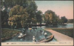 Les Hortillonnages, L'Ile Robinson, Amiens, C.1905-10 - Lévy CPA LL102 - Amiens