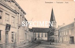 Tramstatie - Kerk - Zomergem - Zomergem