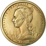 Monnaie, Madagascar, Franc, 1948, Paris, ESSAI, SUP, Copper-nickel, KM:E1 - Madagaskar