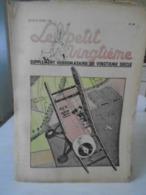 -HERGE - TINTIN - Le Petit Vingtième - N° 16 - 21 Avril 1938 - Bon Etat - QQ Petits Défauts - Hergé