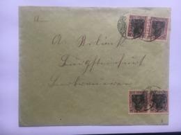GERMANY 1922 Cover Stadtlohn Postmark - Lettres & Documents