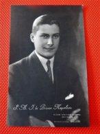 S.A.I.  Le Prince  Napoléon - Familles Royales