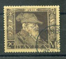 Bayern 91II Tadellos Gest. 450EUR (B9491 - Bayern (Baviera)
