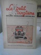 -HERGE - TINTIN - Le Petit Vingtième - N° 3 - 18 Janvier 1940 - Bon Etat - QQ Petits Défauts - Hergé