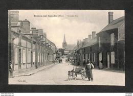 18 - BRINON-sur-SAULDRE - Grande Rue - Brinon-sur-Sauldre