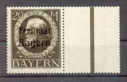Bayern 170 LF Mit LEERFELD ** POSTFRISCH (76783 - Beieren