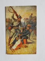 Feldpostkarte ; Erste Eroberung   (gelaufen 1915); H33 - Guerra 1914-18
