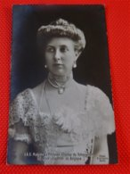 S.A.R.  Madame La Princesse  Charles De Hohenzollern , Princesse Joséphine De Belgique - Case Reali
