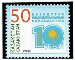 Kazakhstan 2006 . Parliament-10th Ann. 1v: 50. Michel # 527 - Kazachstan