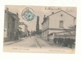 69 //  COURS   Rue Grande   Edit Changeant - Cours-la-Ville