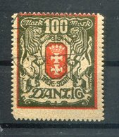 Danzig 101Y GEF�LLIGKEITS- Gest. (77295 - Dantzig