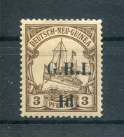 DNG BRITISCH 1II Tadellos * MH 50EUR (B9667 - Colonie: Nouvelle Guinée