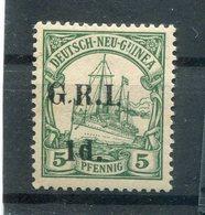 DNG BRITISCH 2II LUXUS ** POSTFRISCH 30EUR (B9669 - Kolonie: Duits Nieuw-Guinea