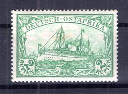 DOA 20 Tadellos * MH (77110 - Colony: German East Africa