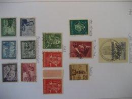 Deutschland/ Deutsches Reich- Marken Und Briefausschnitte Laut Foto - Used Stamps