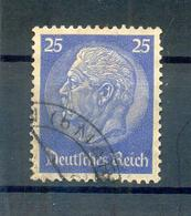 DR-3.Reich 522b Farbe Gest. BPP 60EUR (A7876 - Duitsland