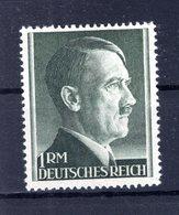 DR-3.Reich 799wx RIFFELUNG ** POSTFRISCH BPP (B8070 - Deutschland