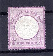 DR-Brustschild 1 Ungummiert * MH BPP 120EUR (B8529 - Duitsland