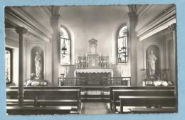 A046  CPSM  COLMAR (Haut-Rhin)  CLINIQUE SAINT-JOSEPH  Des SOEURS De NIEDERBRONN - La Chapelle  ++++++++ - Colmar