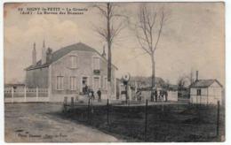 SIGNY LE PETIT (Ardennes) - La Gruerie Frontière Franco Belge : Le Bureau Des Douanes - Frankrijk