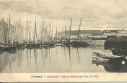 Portugal - Lisboa - Doca Da Alfandega Vista Do Tejo - Lisboa