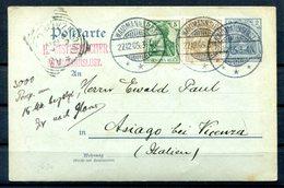 DR-Germania GA+70 Etc (H0266 - Briefe U. Dokumente