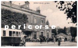27   Bernay  La Gare - Bernay