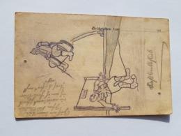 Feldpostkarte ; II.Batl K 10 (gelaufen; 1915); H33 - Guerra 1914-18