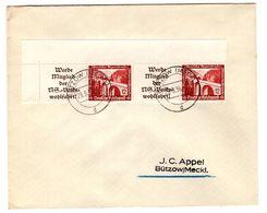 DR-ZusDr. W114 Sch�ner Brief (B6642 - Se-Tenant