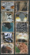 België OBP Nr: 4340 - 4349 Gestempeld / Oblitérés - Zoo Van Antwerpen - Oblitérés